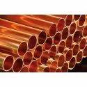 Round tunsten copper pipe