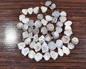 Natural Geode Druzy Beads