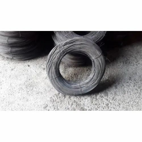 Mild Steel Binding Wire, Thickness: 30