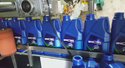 Square Bottle Labeling Machine