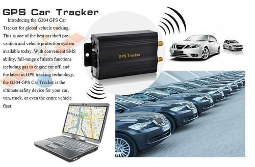 GPS Tracker for Car
