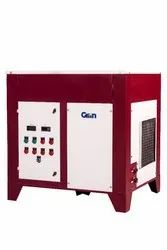 Automatic industrial water chiller