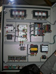 Control And Relay Panel for Outdoor MV Switchgear