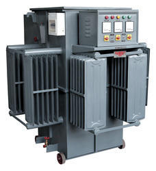 MEC Three Phase Electric Voltage Regulator, 250 to 500 V