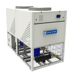 Blue Star Air Cooled Scroll Chiller