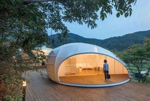 Glamping Resorts - Resort Design  - Glamping