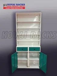 Medical Store Display Rack