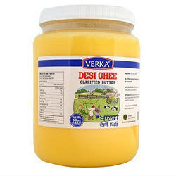 Yellow Verka Ghee