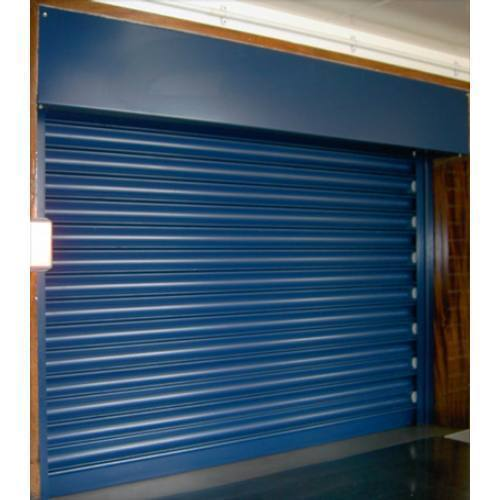 Half Height And Split Iron Rolling Shutters