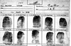 Developing And Lifting Of Fingerprints
