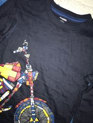 Half sleeve Boys T Shirt