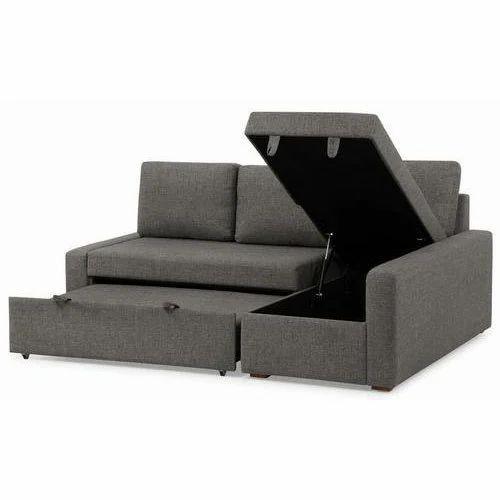 Grey Modular Sofa Bed Rs 36000