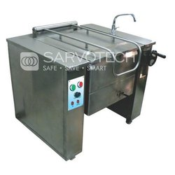 SS Induction Tilting Pan