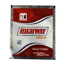 Butyl Tubes Packaging Pouch