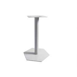 PCTB-T14-W Power Coated Series Table Base