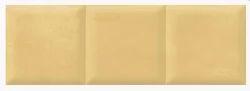 Cream Accent Lemon Tile