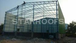 Badminton Court Roofing