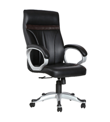 Quitar Executive HB Black Chair
