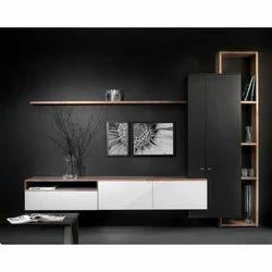 Wooden TV LCD Unit