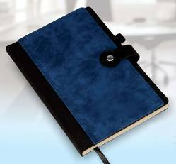 Premium Notebook With Card Holder