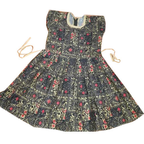 5a92a1eb0 Printed Cotton Baby Umbrella Frock, Size: 20, Rs 35 /piece | ID ...