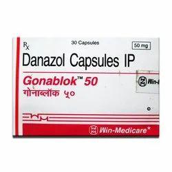 Danazol 50 mg