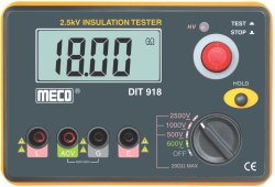 Meco DIT918 Insulation Tester