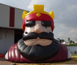 Character Shaped Inflatables
