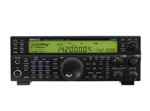 Ts 590s High Performance Hf Transceiver