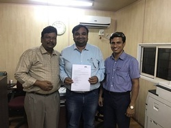 Jsw Machine Installation Certificate