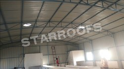Terrace Roof Shed Contractors Service
