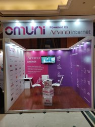 Customized Booth for Events & Exhibitions