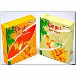 Ginger Detox Foot Patch