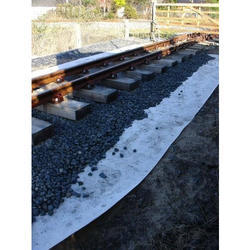 Geotextile For Railway Stabilisation