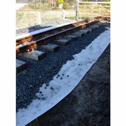 Geotextile For Railway Stabilisation