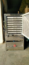 MAHARANI Automatic IDLI MAKER MACHINE, For Hotel, Capacity: 4 Tray