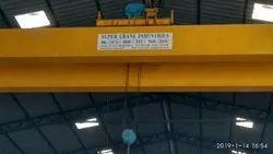 10 Ton Double Girder Crane