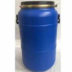 70L  HDPE Open Top Drum