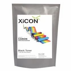 Xicon Canon IR200 400 3300 Black Single Toner for Canon IR 200 400 3300 6000 - 500g