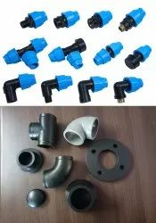 Manufacturing Beriwal HDPE Pipe Fittings