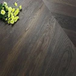 Chocolate Wooden Flooring