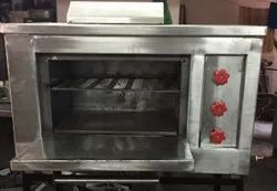 Industrial LPG Gas Pizza Oven, Size: Large