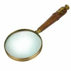 Brass Magnifying glasses