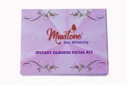 Unisex Face Cream Maxitone Skin Whitening, Packaging Size: 24CMX18CM