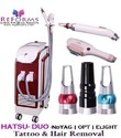 Vertical Tattoo Removal Machine