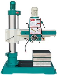 Double Column Radial Drill