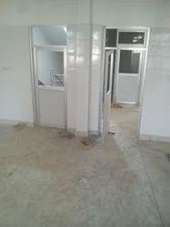 Aluminum Office Glass Door