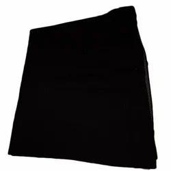 Black Plain Mens Formal Pants