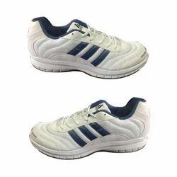 White Adidas Sports Shoes