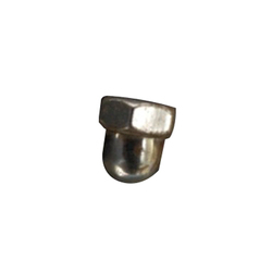 Stainless Steel Dome Nut, Packaging Type: Loose
